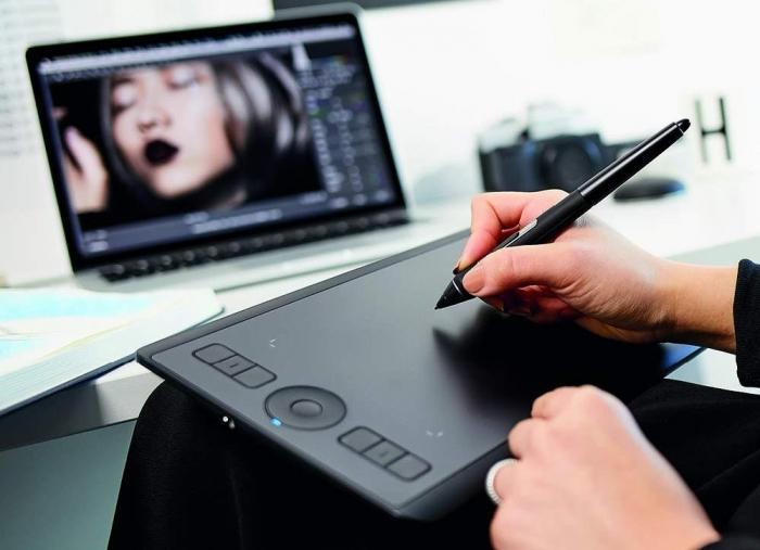 Новинка WACOM Intuos Pro S - небольшой, но мощный продукт!